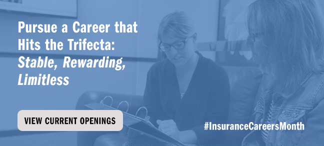 Pursue a Career that Hits the Trifecta: Stable, Rewarding, Limitless. View Current Openings