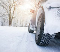 Winter and Your Vehicle