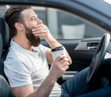 Practice Vigilance Against Driver Fatigue