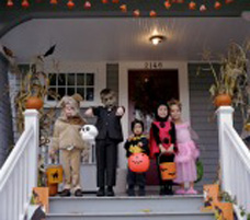 Spooky Truths Regarding Halloween Safety On and Off the Road