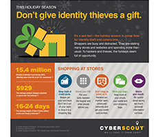 12 Tips to Protect Your Identity Online and In Stores During the Holidays