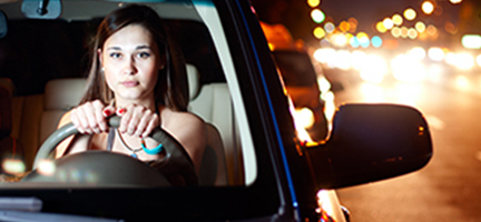 What Can YOU Do to Be a Safer Night Driver?