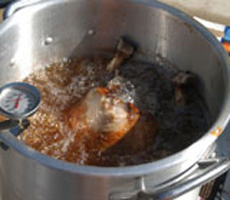 Avoid Turkey Fryer Dangers