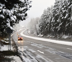 Winter Storm Tips for Drivers